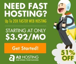 a2 hosting deal